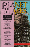Planet of the Apes #1 (of 4) - Adventure Comics - Pink Wrap Around